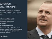 Workshoppen ændringsstrategi